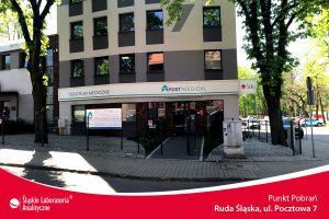 Badania krwi Ruda Śląska