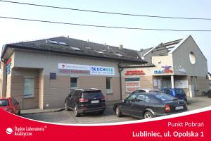 Badania krwi Lubliniec
