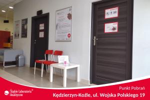 Punkt pobrań ŚLA Kędzierzyn-Koźle Wojska Polskiego