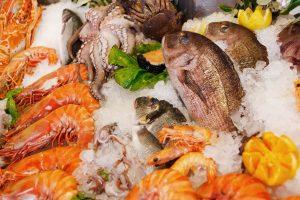 IgE sp. Ryby, skorupiaki, owoce morza – mieszanka 5 alergenów (FP2)