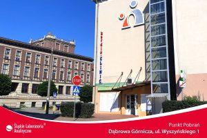 Badania laboratoryjne krwi Dąbrowa Górnicza