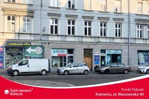 Badania analityczne Katowice