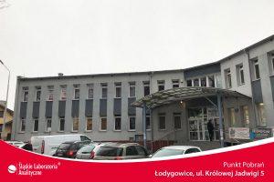 Badania krwi Łodygowice