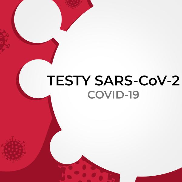 Testy SARS-CoV-2
