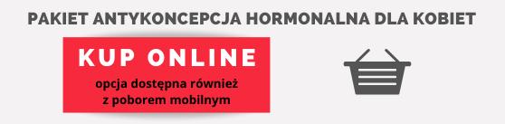 Pakiet antykoncepcja hormonalna dla kobiet - kup online