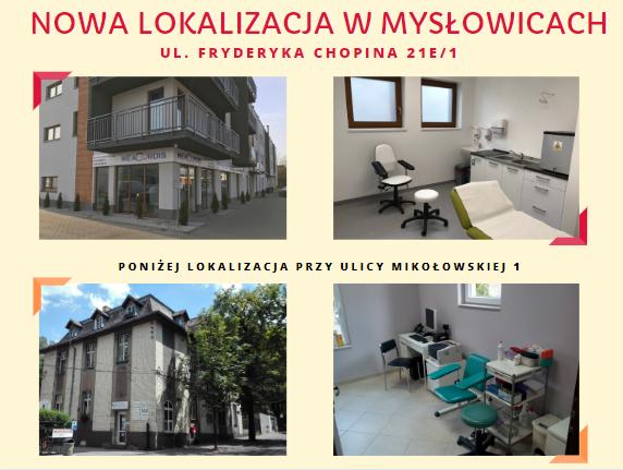 Zmiana lokalizacji punktu pobrań w Mysłowicach