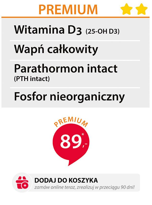PREMIUM - witamina D3 dodaj do koszyka