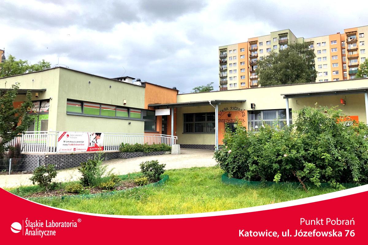 Badania krwi w Katowicach