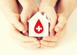 Pobranie krwi w domu