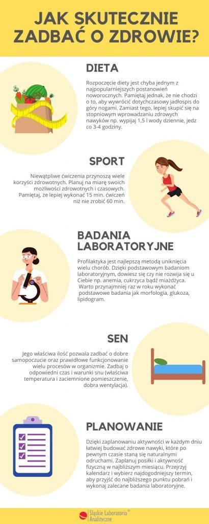 Jak skutecznie zadbać o zdrowie