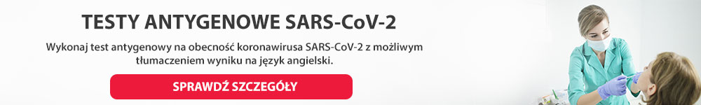 Testy antygenowe SARS-CoV-2
