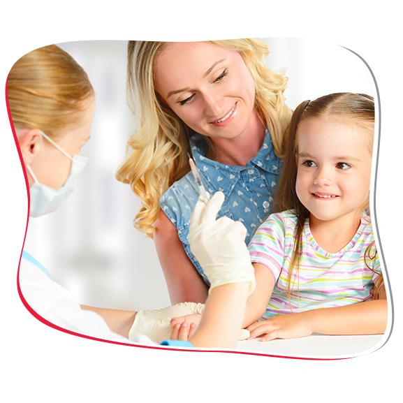 Pobór krwi u dzieci