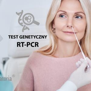 test-genetyczny RT-PCR