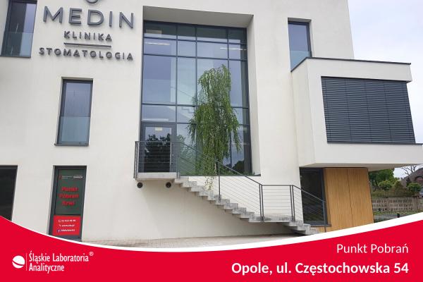 ŚLA PP Opole Częstochowska
