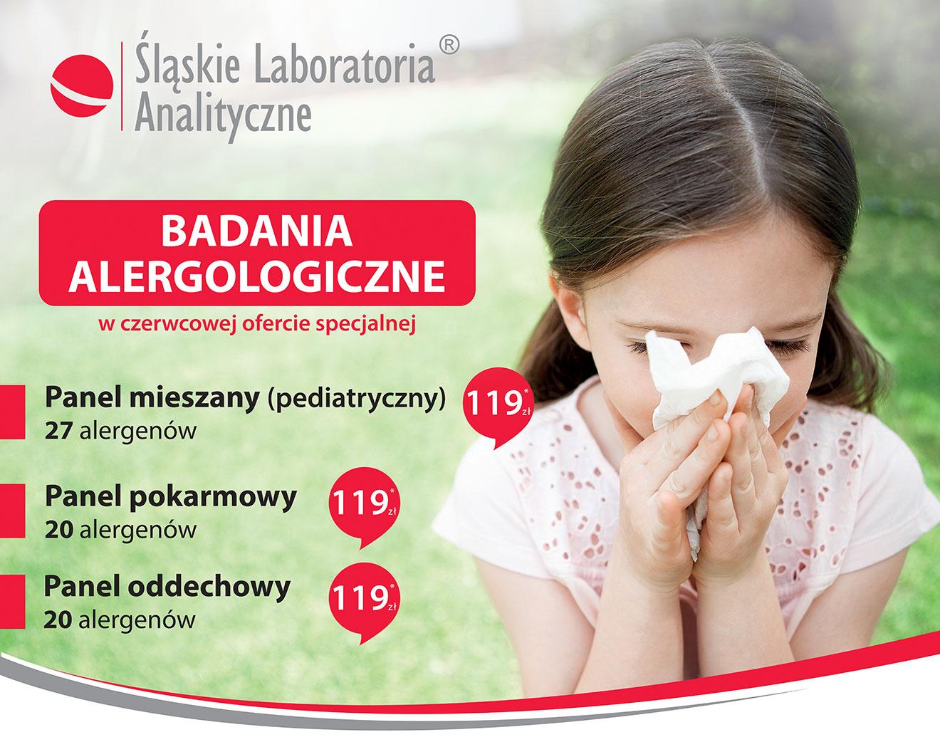 Panele alergologiczne