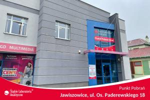 Badania krwi Jawiszowice
