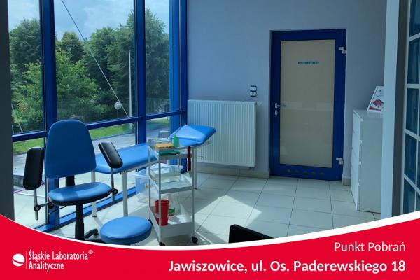 Punkt Pobrań ŚLA Jawiszowice